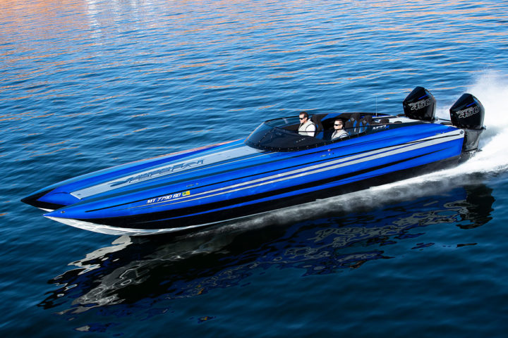 DCB Performance Boats